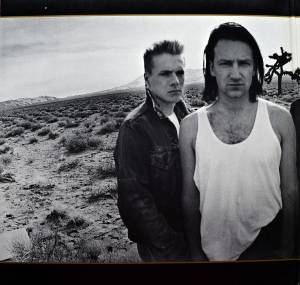 U2: The Joshua Tree (LP) - Bild 5