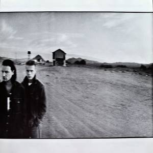 U2: The Joshua Tree (LP) - Bild 8
