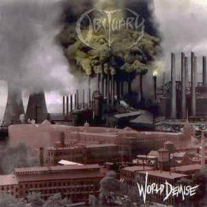 Obituary: World Demise - Cover