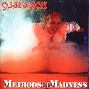 Obsession: Methods Of Madness - Cover