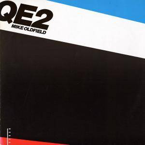 Mike Oldfield: QE2 - Cover