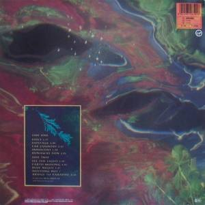Mike Oldfield: Earth Moving (LP) - Bild 2