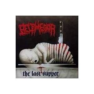Belphegor: Last Supper, The - Cover