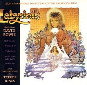 David Bowie: Labyrinth - Cover