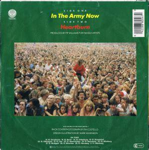 "Status Quo: In The Army Now (7"") - Bild 2"