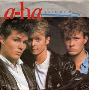 a-ha: Take On Me - Cover