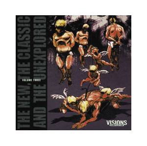 Visions - The New, The Classic & The Unexplored Vol. 03 - Cover