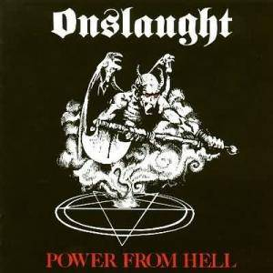 Cover - Onslaught: Power From Hell