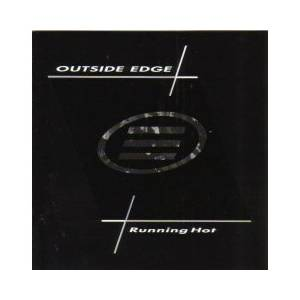 Outside Edge: Running Hot - Cover