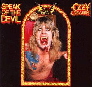 Ozzy Osbourne: Speak Of The Devil - Cover