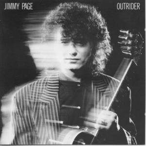 Cover - Jimmy Page: Outrider