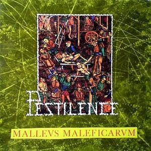 Pestilence: Malleus Maleficarum - Cover