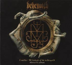 Behemoth: Chaotica - The Essence Of The Underworld - Cover