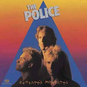 Cover - Police, The: Zenyatta Mondatta