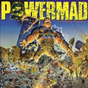 Powermad: Madness Begins..., The - Cover