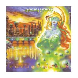 Pretty Maids: Future World - Cover
