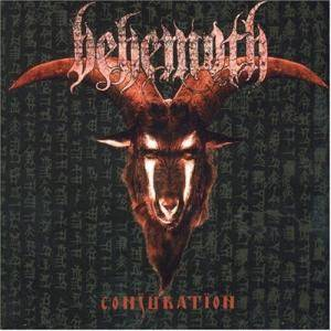 Behemoth: Conjuration - Cover
