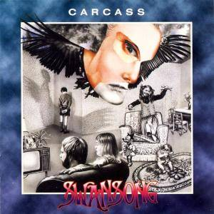 Carcass: Swansong - Cover