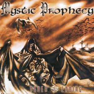 Mystic Prophecy: Never Ending - Cover