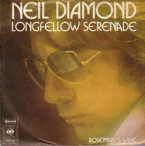 Neil Diamond: Longfellow Serenade - Cover