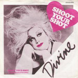 Divine: Shoot Your Shot - Cover