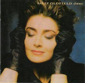 Sally Oldfield: Femme - Cover