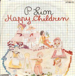 P. Lion: Happy Children - Cover