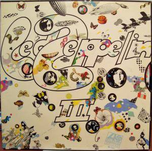 Led Zeppelin: III (LP) - Bild 1