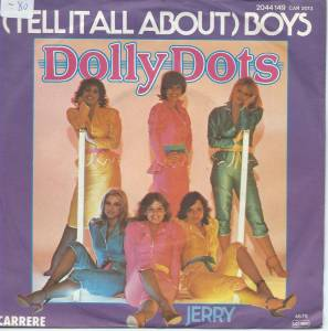 Cover - Dolly Dots: (Tell It All About) Boys