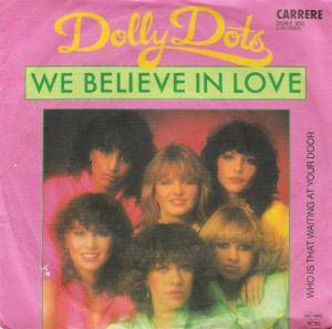 Cover - Dolly Dots: We Believe In Love
