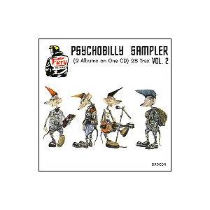 Cover - Hi Fi And The Roadburners: Psychobilly Sampler Vol. II