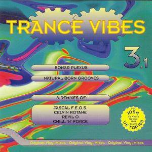 Trance Vibes 3.1 - Cover