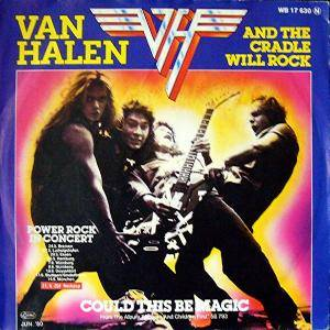 Van Halen: And The Cradle Will Rock - Cover