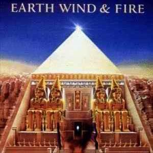 Earth, Wind & Fire: All 'n All - Cover