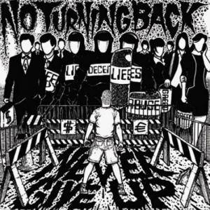 Cover - No Turning Back: Never Give Up