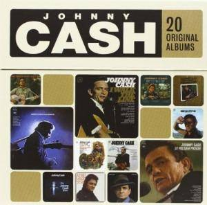 Johnny Cash: 20 Original Albums - Cover