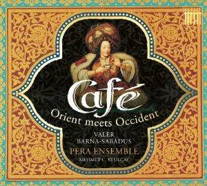 Cover - Johann Joseph Fux: Cafe - Orient Meets Occident