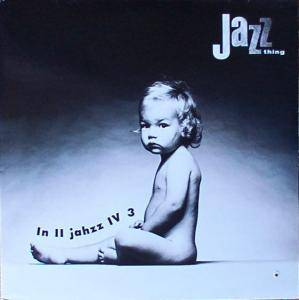 Cover - Groove Theory: In II Jahzz IV 3