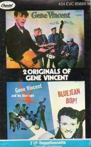Cover - Gene Vincent & His Blue Caps: 2 Originals Of Gene Vincent