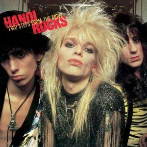 Hanoi Rocks: Two Steps From The Move (2-CD) - Bild 1