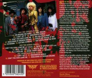 Hanoi Rocks: Two Steps From The Move (2-CD) - Bild 2
