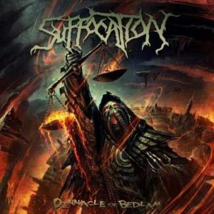 Suffocation: Pinnacle Of Bedlam - Cover