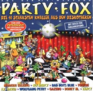 Cover - Rocky Sharpe: Party Fox