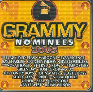 2005 Grammy Nominees - Cover