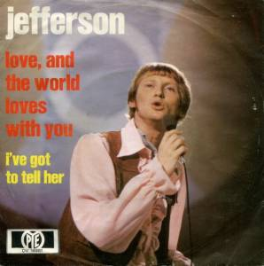 Cover - Jefferson: Love, And The World Loves Aou