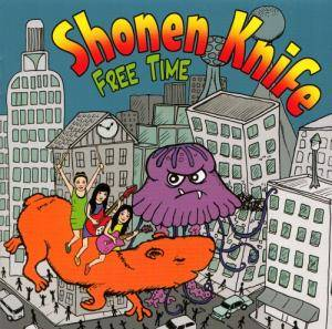 Cover - Shonen Knife: Free Time