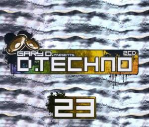 Cover - Stephy: Gary D. Presents D-Techno 23