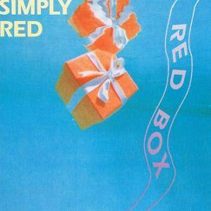 Cover - Simply Red: Red Box