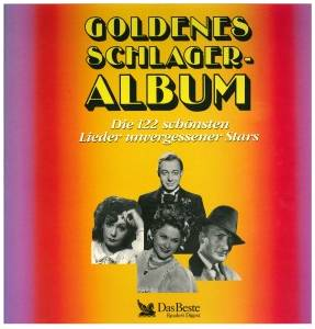 Cover - Walter Ludwig: Goldenes Schlager-Album
