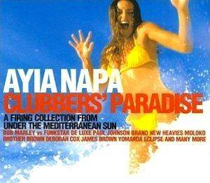 Cover - Agnelli & Nelson: Ayia Napa - Clubber's Paradise